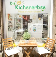 Die Kichererbse - vegane Alternativen